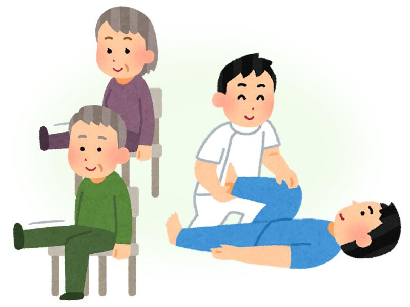 「介護リハビリ」って普通のリハビリと何が違うの? | CARER[ケア ...